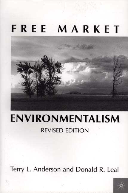 Free Market Environmentalism Book Cover